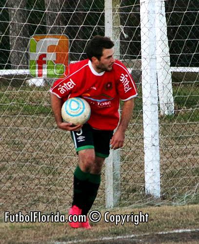 Pedro Vico el goleador de la Liga Mayor podría ir desde el vamos