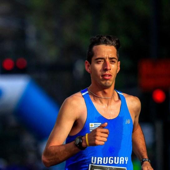 Nicolas Cuestas. Foto New Balance