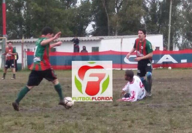 #Apertura Tabaré 4-1 Avenida (en juego)