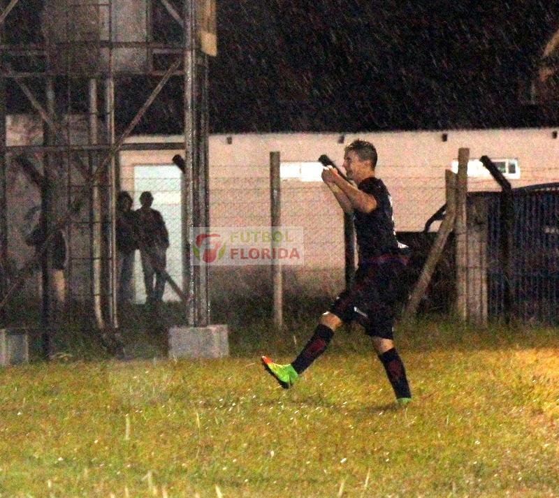 Joaquín Irazoqui el goleador de Canelones