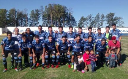 Sportivo Yí. Foto Mauricio Delgado