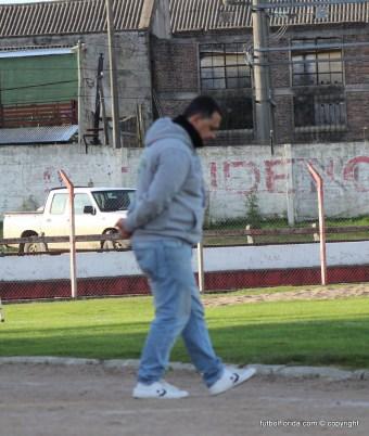 """Rodolfo """"rata"""" Armas será nuevamente el DT de la mayor"""