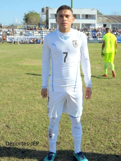Brian Ocampo. foto Jose E Paz