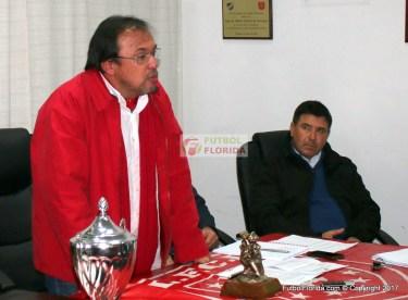 Gonzalo Recuero, presidente Confederación del Sur