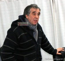 Ruben Bertín, Pdte Liga de Colonia