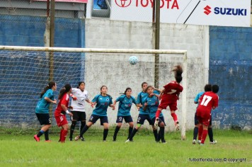 El cabezazo de Romina Alanis para el gol y la clasificación tricolor. Foto Fanny Ruetalo