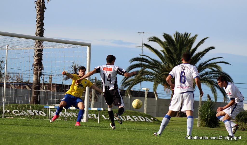Nacho Guardado anotó el gol del Campeonato.