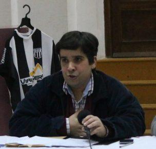 Cono Santiago se había retirado de la Liga.
