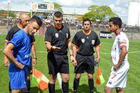 Andrés Castro, Roberto Galizzi y Oscar Sosa