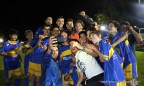 boquita campeon sub 15
