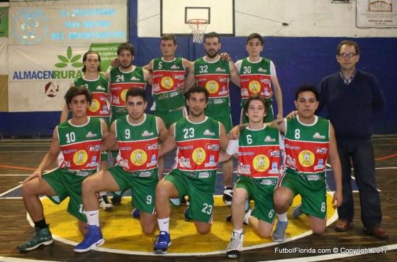San Antonio basquet ganó en el debut