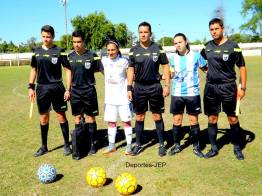 Matias Schneider y asistentes. Foto Jose E Paz