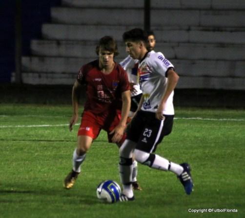San José jugó el mejor primer tiempo en los que va de la Copa