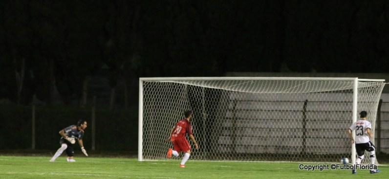 El Gol del triunfo, el Gol de Alejandro Gil