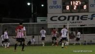El gol de Muñiz que habría el partido