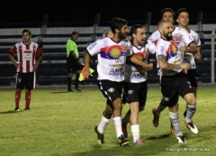 Bruno García hizo un gol de otro partido