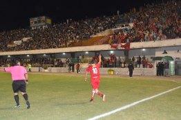 Durazno venció en la primera final a Lavalleja en Minas 1 a 0, Victor D. Rodríguez (1)