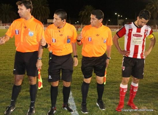 Santiago Gomez tendrá la responsabilidad de conducir la final