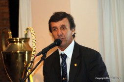 Pdte Bares habló en Deportodo FutbolFlorida