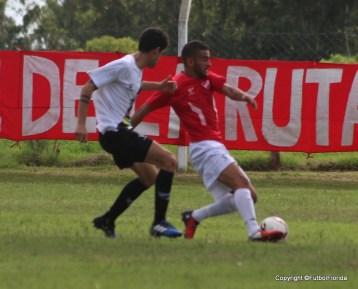 Barrio Viña y Mendoza jugarán por el 2do ascenso