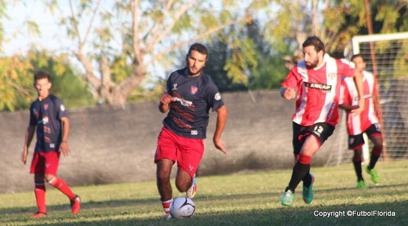 Divisional B: Mejoral goleo 8-0 a La Vascongada en el adelanto sabatino