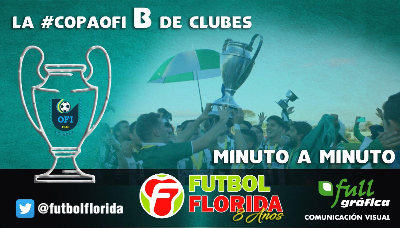 #COPAOFI . Árbitros y detalles de la 2da fecha de la 2da Fase de Copa B