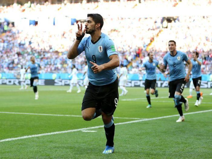 Uruguay, Suarez, Muslera y Tabarez siguen haciendo historia