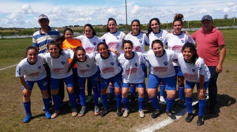 Femenino Local: Nacional goleo y acaricia el Clausura y la Temporada