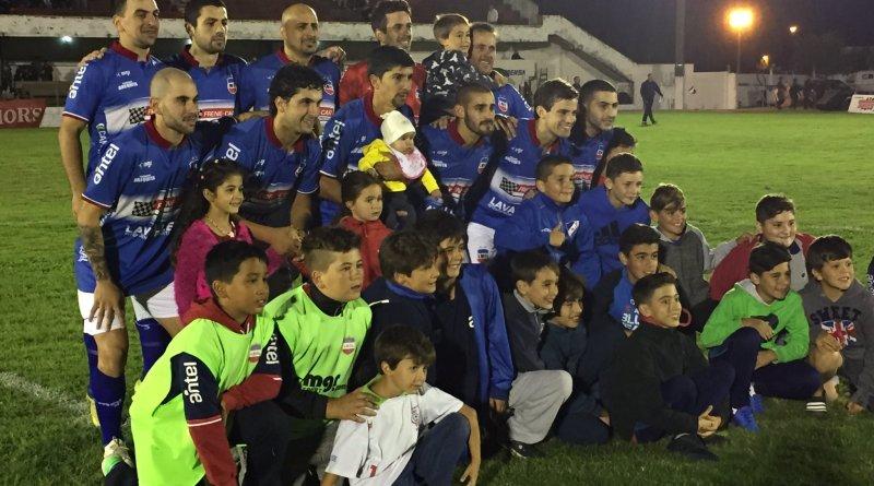 """#COPAOFI  Lavalleja le hizo el """"Pelo"""" a  Maldonado"""