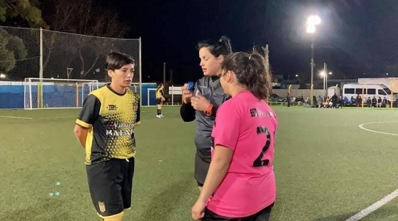"""Flores. Se inició el torneo """"Clasificatorio"""" de fútbol 8 femenino"""