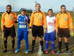 Fernando Martinez volverá a ser al árbitro central en un partido de Copa de Clubes