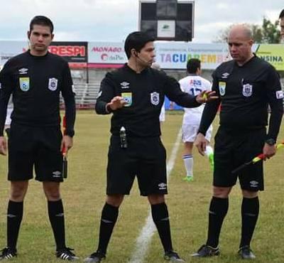 Sub 15. Los árbitros para la 2da fecha de #COPAOFI