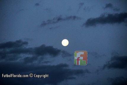 luna la calzada