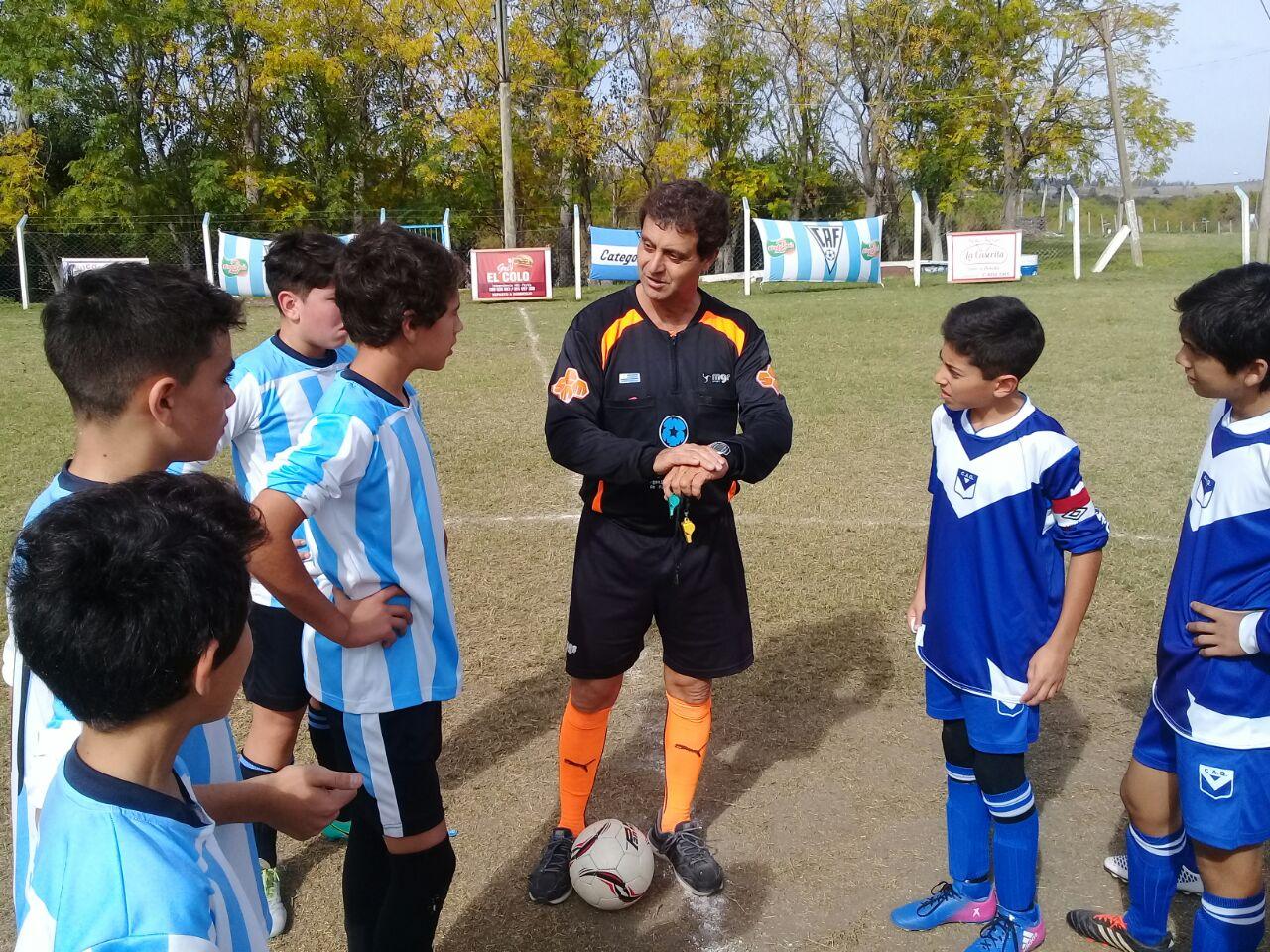 Comienza el Torneo Invierno de la Liga de Baby Fútbol