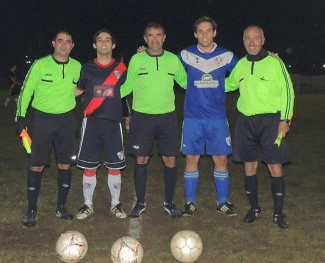 Formativas: Victorias de River Plate y Boquita  en Sub 15 y Quilmes en Sub 20