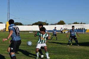 Fue en el partido SportivoYi 0-0 Juvenil. Foto Victor D Rodriguez