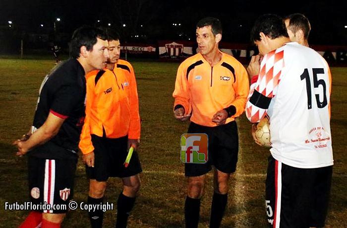 Designaciones de Arbitros para este Fin de Semana en la Divisional B y Formativas
