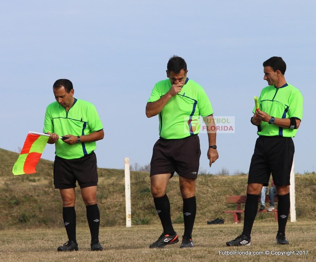 Designaciones de árbitros para la Divisional B y Preparación Femenino
