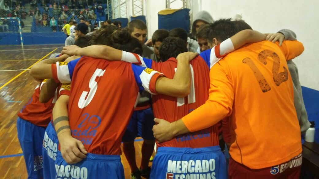 Continúa el Uruguayo de Fútbol de Salón
