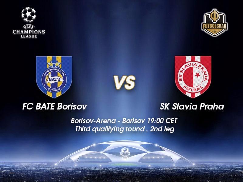 Bate Borisov Vs Slavia  Champions League Preview Futbolgrad