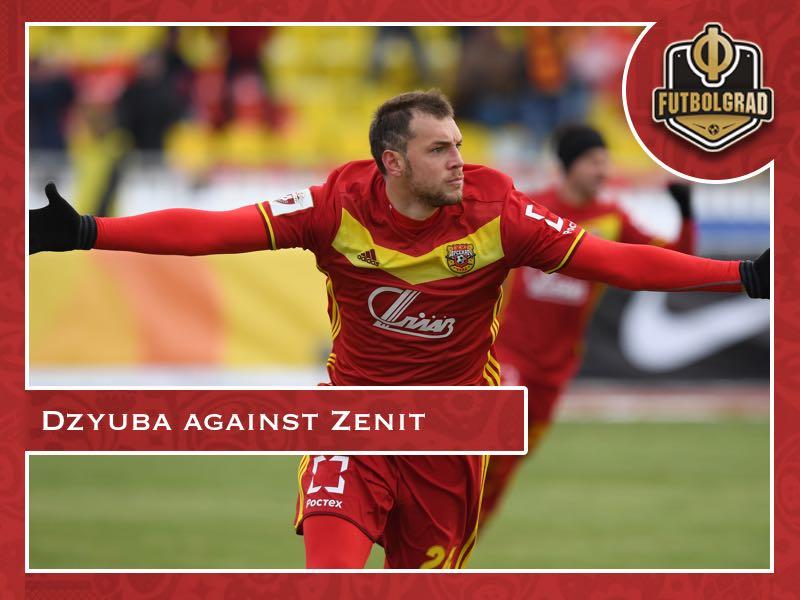 Image result for photo of Artem Dzyuba