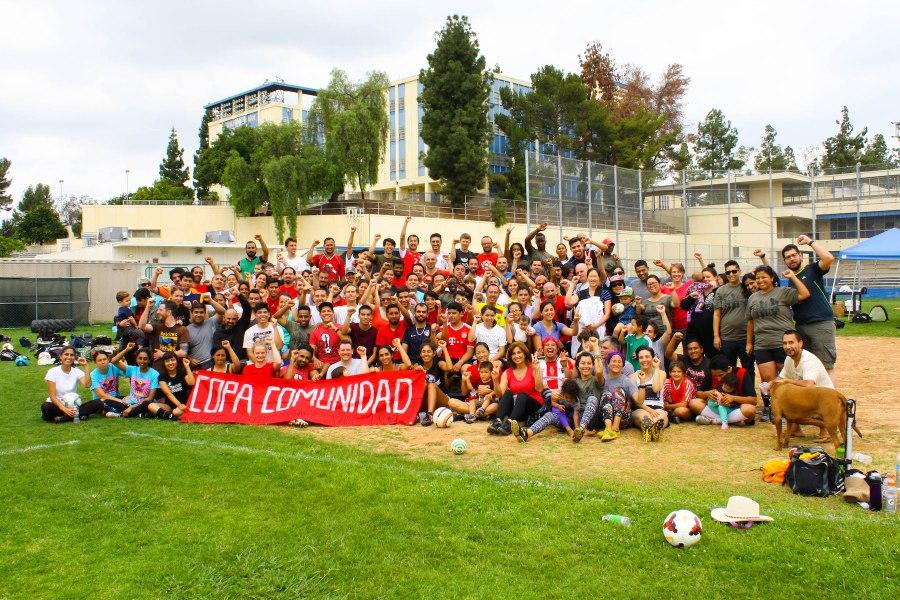 Copa Comunidad LA 2015
