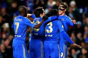 Chelsea 3-1 Rubin Kazan