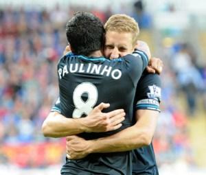 Cardiff City 0-1 Tottenham Hotspur