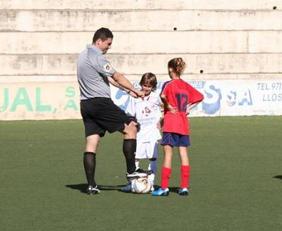 Ftbol Siete El Inicio y la Reanudacin del Juego