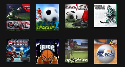 Deportes Virtuales de Kiron Interactive