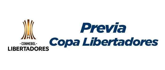 Previa Ronda 1 jornada 2 de la Copa libertadores 2021