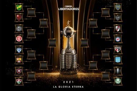 octavos de final Copa Libertadores 2021