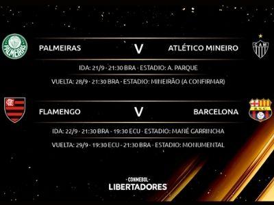 semifinal de la Copa Libertadores 2021