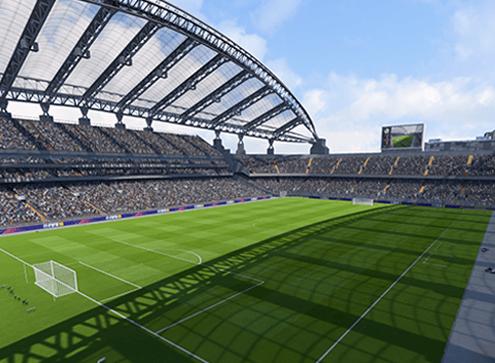 Estadio De Las Artes Generic Stadium NG FIFA 18 Ultimate Team Stadiums Futhead